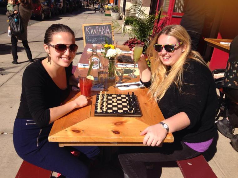 brunch chess