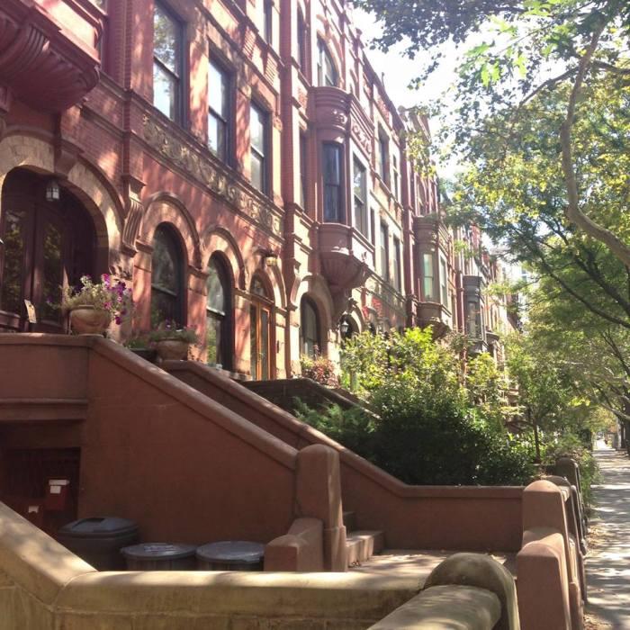 brooklyn town homes