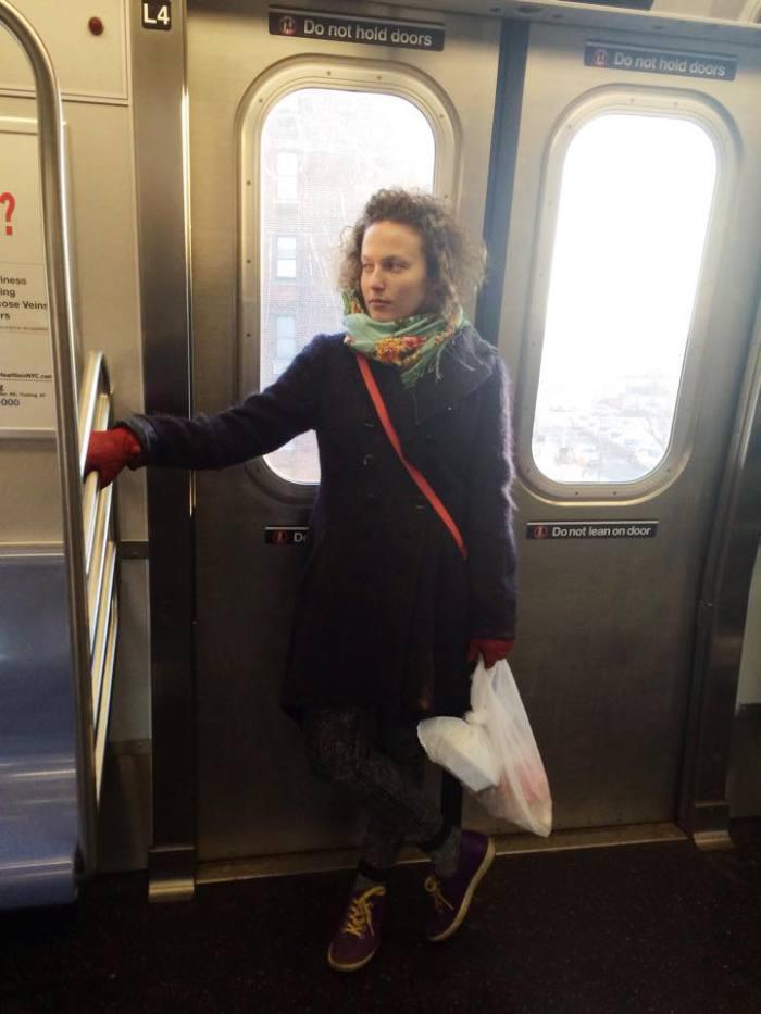 subway_selfie